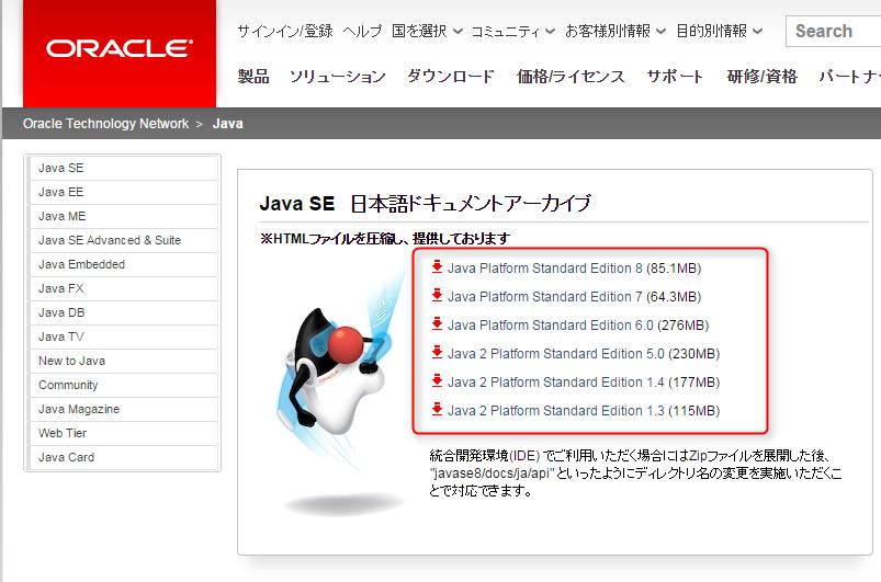javadoc-download